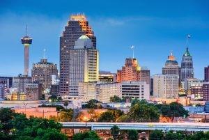 San Antonio, CPM Scheduling